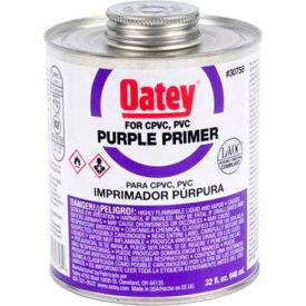 Oatey 30758 Purple Primer 32 oz., NSF Listed - Pkg Qty 12