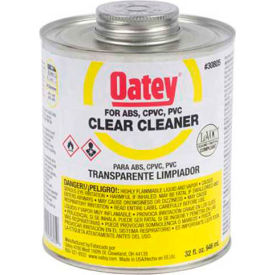 Oatey 30766 All Purpose Cleaner - Wide Mouth Can 1 gallon - Pkg Qty 6