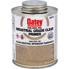 Oatey 30774 Industrial Grade Clear Primer 32 oz., NSF Listed - Pkg Qty 12
