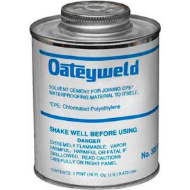 Oatey 30810 Oateyweld CPE Solvent with Dauber 16 oz. - Pkg Qty 12