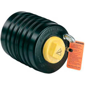 "Cherne 312408 20-40"" Muni-Ball Plug with 2"" Bypass 8.7 PSI, 20 FT"