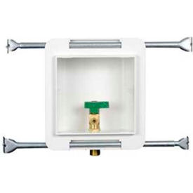 Oatey 38498 Adjustable Metal Support Bracket, 2-pieces - Pkg Qty 6