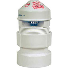 """Oatey 39018 Sure-Vent Air Admittance Valve 20 DFU Capacity 1-1/2""""x 2""""ABS Schedule 40 Adapter - Pkg Qty 6"""