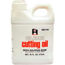 Hercules 40125 Cutting Oil - Clear 5 Gallon