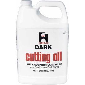 Hercules 40220 Cutting Oil - Dark 1 Gallon - Pkg Qty 6
