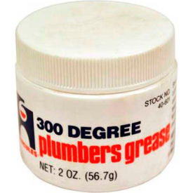 Hercules 40601 300 Degree Plumbers Grease 2 oz. - Pkg Qty 24