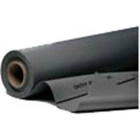 Oatey 41615 CPE Shower Pan Liner 5' x 40' 40 mil Black - Linear Foot - Pkg Qty 40