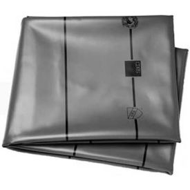 Oatey 41630 PVC Shower Pan Liner 5' x 6' 40 mil Gray - Liner Kit w/o Dam Corners - Pkg Qty 4