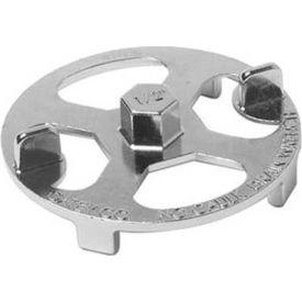 Oatey 42239 No-Calk Shower Drain Installation Wrench - Pkg Qty 4