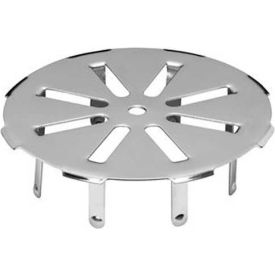 """Oatey 42732 Snap-In Stainless Steel Strainer 4"""" - Pkg Qty 12"""