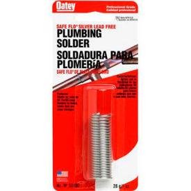 "Oatey 50684 Safe-Flo Silver Plumbing Kit .117"" Gauge, 8 oz. - Pkg Qty 12"
