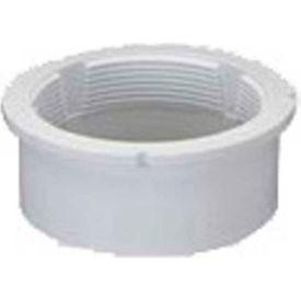 "Oatey 70007 3"" or 4"" PVC Pipe Fit Drain Base"