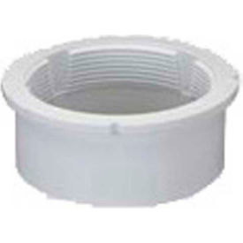 "Oatey 80007 3"" or 4"" ABS Pipe Fit Drain Base"