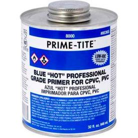 Oatey 8036S 8000 Series Prime-Tite Blue Primer - NSF Listed 32 oz. - Pkg Qty 12