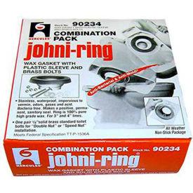 """Hercules 90214 3"""" or 4"""" Johni-Rings - Regular Flat Ring, Combo Pack - Pkg Qty 48"""
