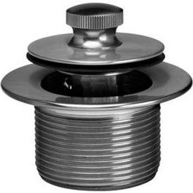 Dearborn Brass K22TB Bath Waste Dblue Trim for Sch 40 Rough In Kit UniLift Stp Chr Finish Trim - Pkg Qty 10