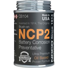 NOCO NCP2 Battery Corrosion Preventative, Brush-On 4 Oz. - CB104 - Pkg Qty 24