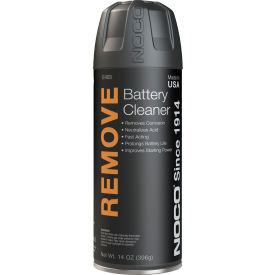 NOCO Remove Battery Cleaner, 14 Oz. - E403 - Pkg Qty 12