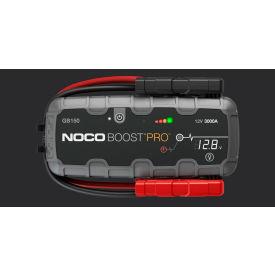 NOCO Genius Boost PRO 4000 Amp UltraSafe Lithium Jump Starter - GB150