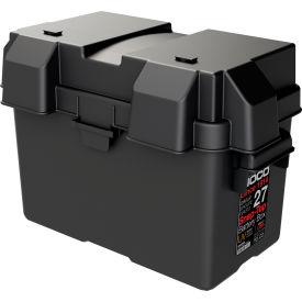 NOCO Group 27 Snap-Top Battery Box - HM327BKS - Pkg Qty 6
