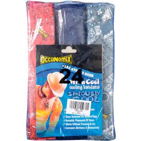 MiraCool® Bandana Assorted Colors, 24 Pack No Header Card