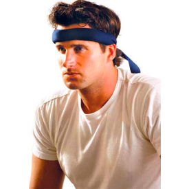 MiraCool® Headbands, Blue Denim, 12 pack - Pkg Qty 12