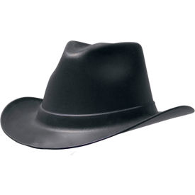 Vulcan Cowboy Hardhat with Ratchet Suspension, Grey by