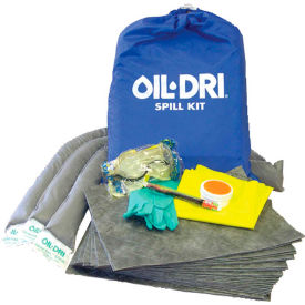 Oil-Dri® Universal Trucker Spill Kit, 6 Gallon Capacity