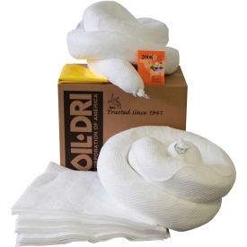 Oil-Dri® Oil Only Spill Kit Refill Pack, 20 Gallon Capacity