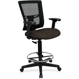 Stools Mesh Lorell 174 Breathable Mesh Drafting Stool