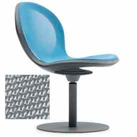 Net Swivel Chair - Gray - Pkg Qty 2