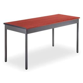 "Utility Table 24""Dx60""W - Cherry"