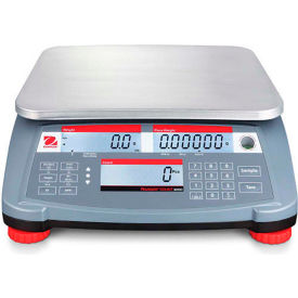 "Ohaus Ranger Count 3000 Compact Digital Counting Scale 15lb x 0.0005lb 11-13/16"" x 8-7/8"""