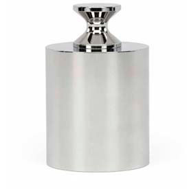Ohaus 2g Cylindrical Weight Stainless Steel ASTM Class 1 With NVLAP Certificate