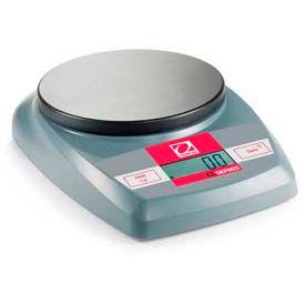 "Ohaus CL2000 Portable Digital Scale 2000g x 1g 4-3/4"" Diameter Platform by"