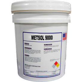 METSOL 9000 Water Soluble Fluid - 5 Gallon Pail