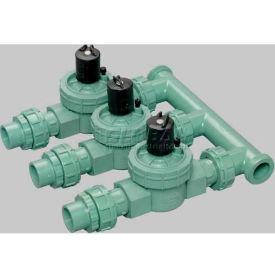 Orbit® 3-Valve Heavy Duty Preassembled Manifold, 57253