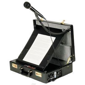 PA-in-Case Sound Attache