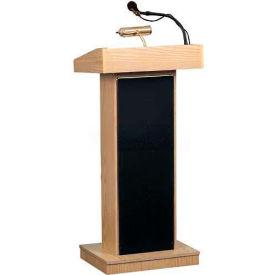 The Orator Standard Height with Sound - Medium Oak