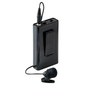 Wireless Tie-Clip Microphone for Pro Audio PA Systems