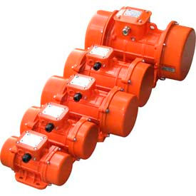 OLI Vibrators, Standard Electric Vibrator MVE 400/4 T6, 1800RPM, 3 Phase, 60HZ, 575V, 4Pole