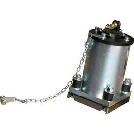 OLI Vibrators, Pneumatic Hammer PS063 B, Galvanized Steel Body by