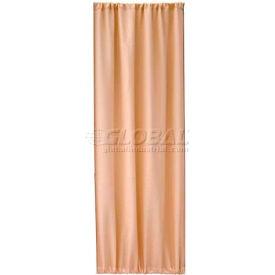 Omnimed® Privacy Screen Designer Cloth Screen Panel, Apricot