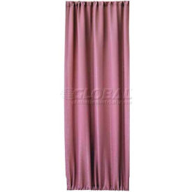 Omnimed® Privacy Screen Designer Cloth Screen Panel, Rouge