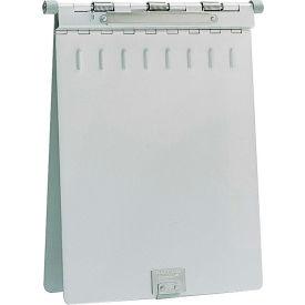 "Omnimed® Aluminum Chart Holder, 9""W x 12-1/4""H, Anodized Aluminum"