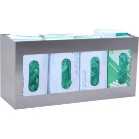 Omnimed® 305308 Octo Glove Box Holder, Stainless Steel