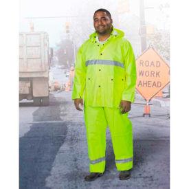 Onguard-Visitex II Yellow Hood, PVC on Polyester, L