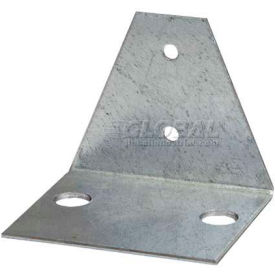 Excalibur Floor Bracket - 10pcs (Anchor Not Included) Galvanized