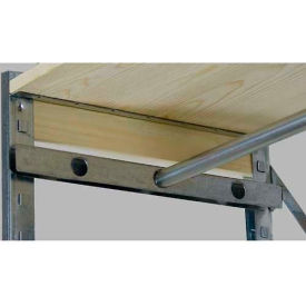 """Excalibur Single Hangrod Assembly, SHA24X48, 48""""W X 24""""D, Galvanized/Plated"""