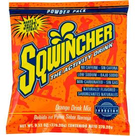 Sqwincher 1 Gallon Instant Powder Mix - Orange